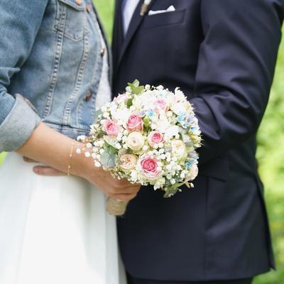 Brautsrauß